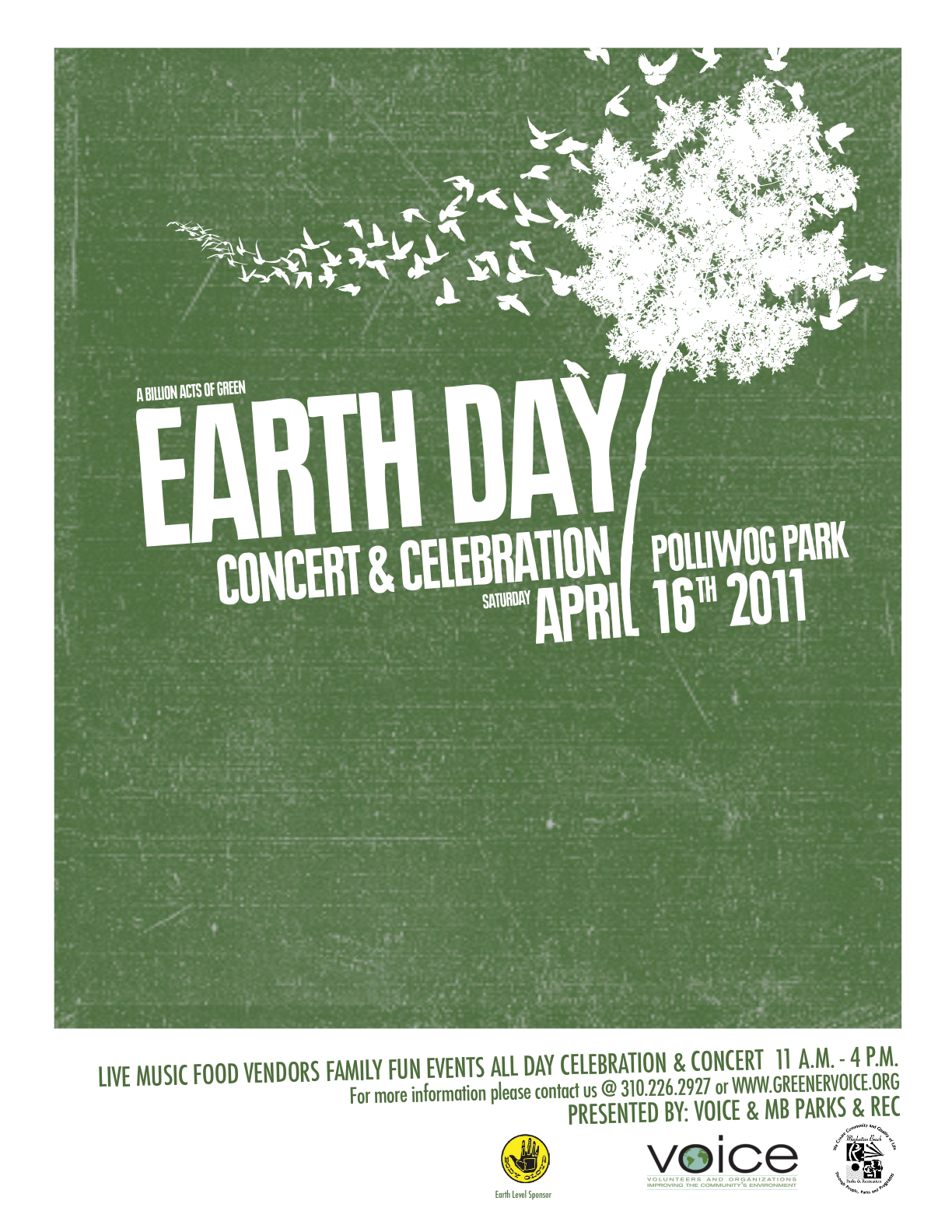Join us April 16 for our Earth Day Bike Ride & Celebration ...