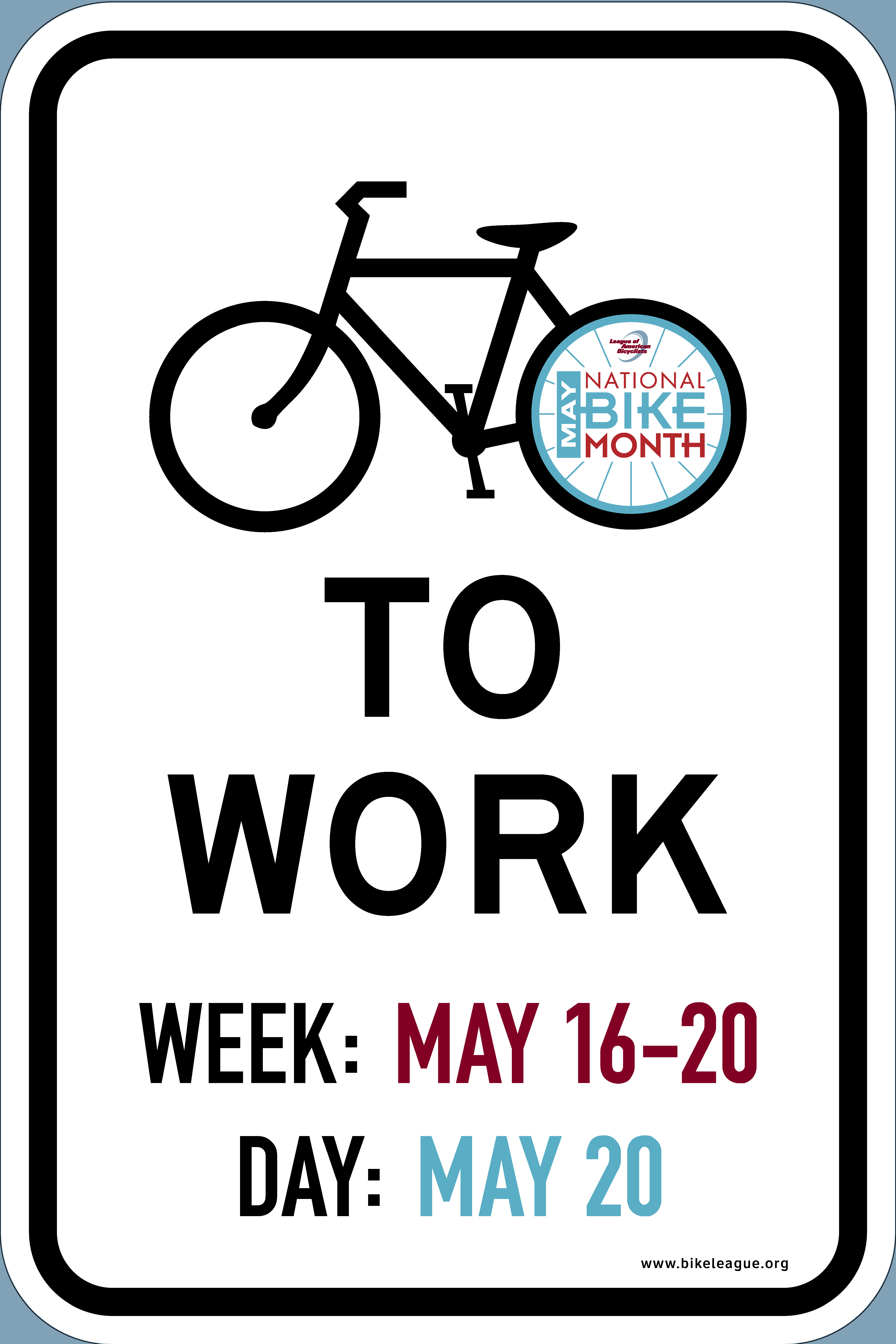 The Greenius Writes Again In Support Of Bike To Work Week