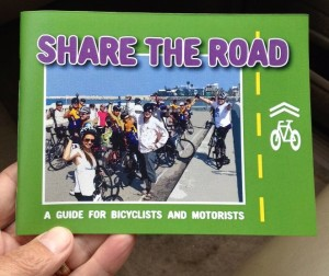 Bike Safety Booklet
