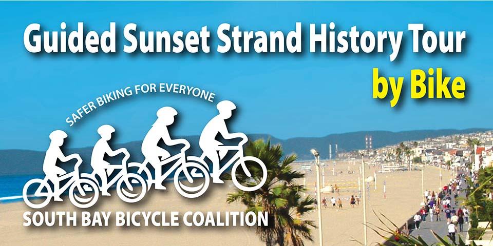 Sunset Strand History Tour By Bike